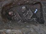 Vrchlabí skrývalo tajemství. Archeologové odkryli přes osmdesát lidských koster
