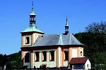 Kostel v Tatobitech
