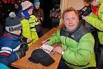 Zahájení lyžařské sezony Špindl SkiOpening v areálu Svatý Petr.