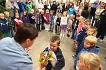 Začátek nového školního roku na Trutnovsku