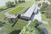 Krytý bazén vyroste ve Vrchlabí do roku 2022 v lokalitě Vejsplachy na příjezdu do města. Radnice tam začne příští rok budovat infrastrukturu za 38 milionů korun.