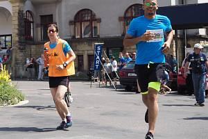 Běh do vrchu si v Rokytnici vyzkoušel Ben Cristovao