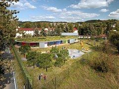 Pod Vartou vyroste nová školka. Má moderní vzezření