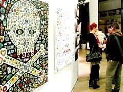 VÝSTAVU PRACÍ Mariany Jůdové je možné v  Galerii Uffo navštívit do 22. února