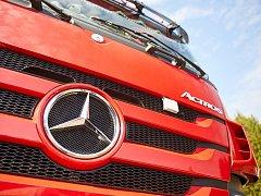 Mercedes-Benz sraz 2017