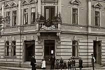 Soukromá pošta vznikla v Jilemnici před 180 lety.