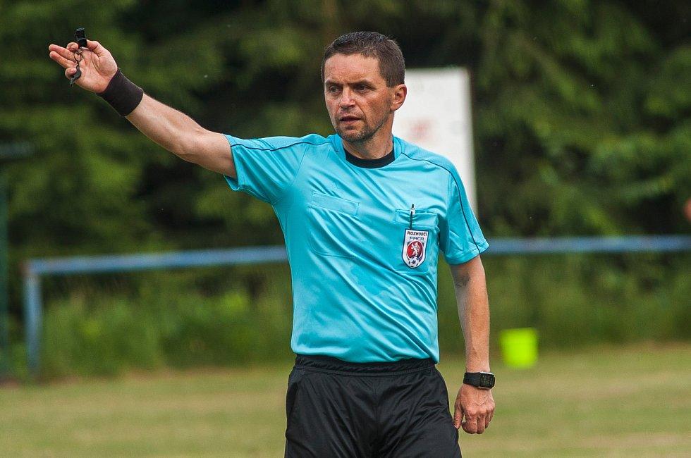 V roli rozhodčího by Marek Pilný rád dál působil v České fotbalové lize.