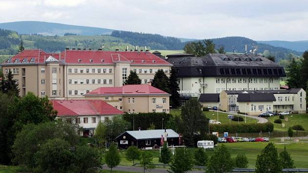Masarykova nemocnice, Jilemnice