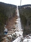 Lanovka opět jezdí až na Sněžku - z prvního dne provozu