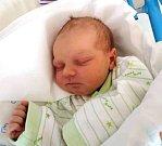 HONZÍK se narodil 8. prosince v 8.28 hodin. Vážil 3,59 kg a měřil 51 cm. Rodina má domov v Trutnově.