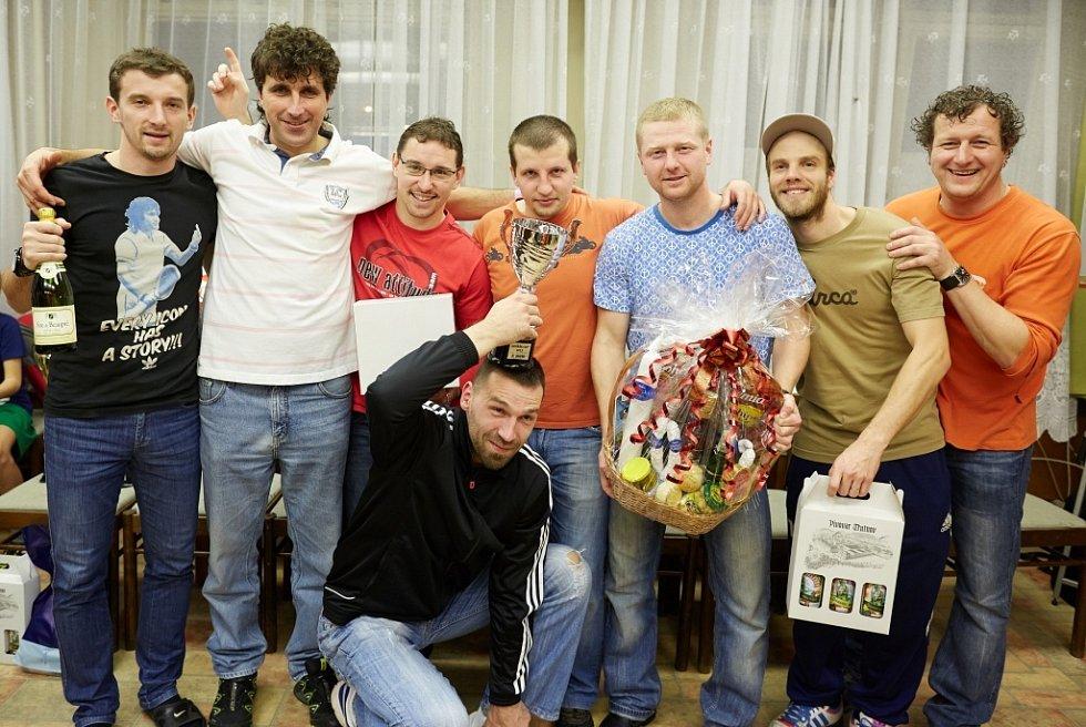 Horňák cup 2013 - Fefermint boys