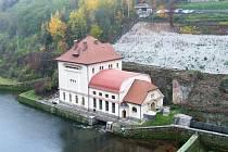 Elektrárna Les Království