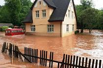 Povodně na Trutnovsku