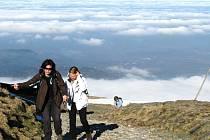Krkonoše - listopad 2009