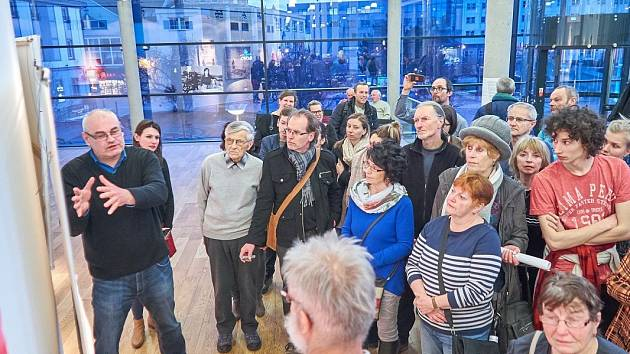 Galerie Uffo zahájila výstavu děl Šárky Trčkové