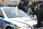 Trutnovská policie představila nová auta