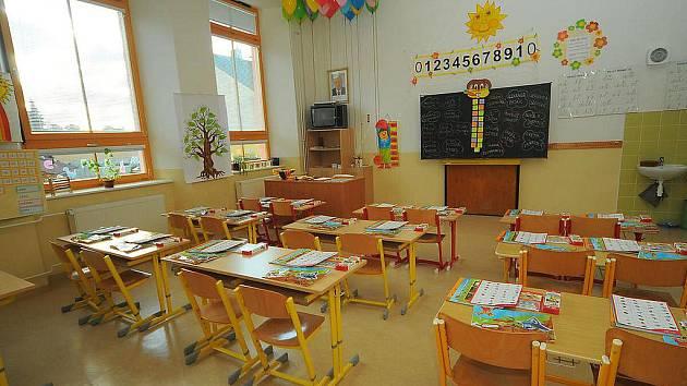 První školní den v ZŠ Podharť ve Dvoře Králové