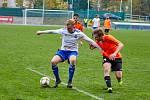 Fotbalisté Trutnova na domácím hřišti zvládli přestřelku s Letohradem.