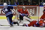 Hokejisté vrchlabského Stadionu se dočkali první porážky z domácího ledu.