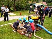 Dobrovolní hasiči z Horní Kalné