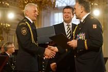 Hasičem roku 2018 se stal dvorský velitel Zdeněk Šedivka.