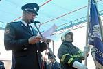 Spolek dobrovolných hasičů založili v Hostinném roku 1864. O víkendu si tu připomněli 150 výročí.