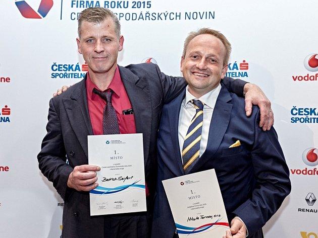 Pekárna získala vítězné vavříny Firmy roku