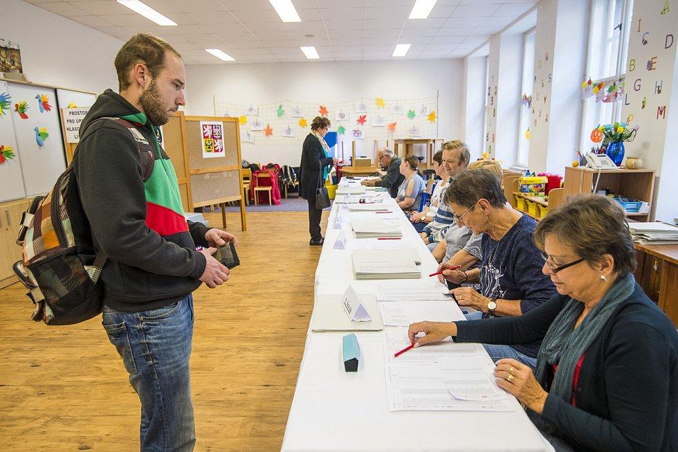 Komunální volby v Trutnově 2018.