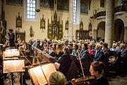 Festival Hudební léto Kuks zahájili severočeští filharmonici.