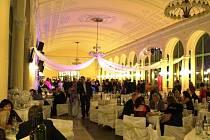 První reprezentační ples v Janských Lázních se vydařil
