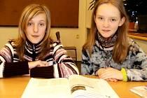 Žáci ze ZŠ Strž se radují z dosažených výsledků