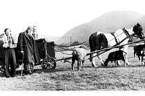 POSLEDNÍ ČÁST SVÉHO ŽIVOTA prožil malíř Joannes Koehler s rodinou v Bernarticích, pod Vraními horami.