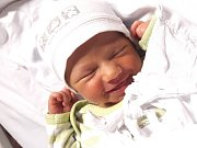 TEREZKA JENÍKOVÁ se narodila v trutnovské porodnici Kristině a Danielovi. Vážila 3,43 kilogramu a měřila 51 centimetrů. Rodina bydlí v Trutnově.