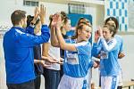 Jde se na věc! Úvodní vzájemný duel v této sezoně trutnovské basketbalistky v hale Slovanky prohrály 65:72. V odvetě chtějí zvítězit.
