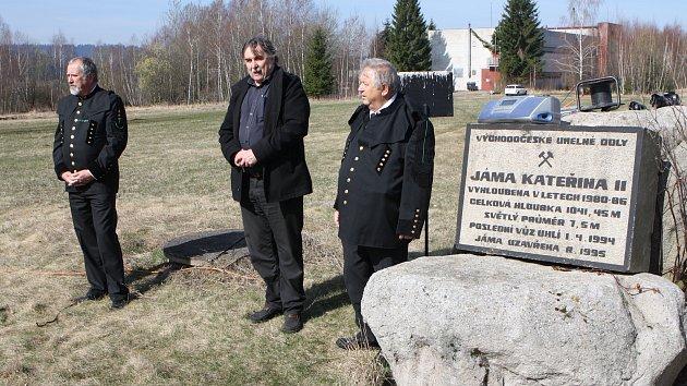 25 let od uzavření dolu Kateřina v Radvanicích