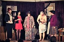 Lučanský spolek divadelní - Do hrobky tanečním krokem