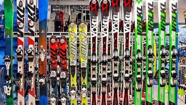 Intersport Pec nabízí kompletní sportovní vybavení pro každého ... 445cfb3f19