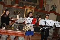 Slavnosti svaté Kateřiny pořádali pro kostel