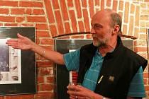Vernisáž výstavy Ctibora Košťála - Fragmenty