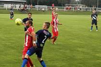 FOTBALISTÉ TURNOVA neodehráli ve Štětí špatný zápas, doplatili však na zahazování vypracovaných gólových šancí.