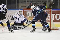 Vrchlabští hokejisté na vlastním ledě přehráli Havířov výsledkem 2:0.