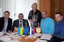 Ukrajinci podruhé přijíždějí do Jestřebích hor