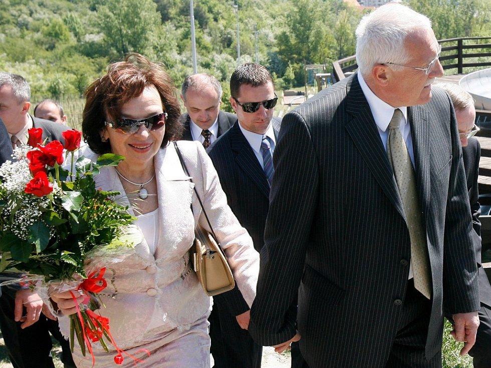 Václav Klaus - Ilustrační foto