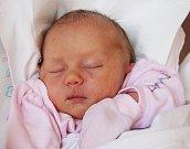ROZÁLIE MAREŠOVÁ se narodila 5. června v 9.56 hodin Janě a Romanovi. Vážila 3,33 kilogramu. Rodina bude mít domov v Úpici.