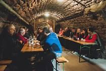 Slavnosti vína v Hostinném.