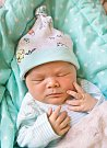 DANIEL PUŠ se narodil 12. června Renátě a Romanovi. Vážil 4 kilogramy a měřil 52 centimetrů. Společně se sestřičkou Adélkou bude bydlet v Poniklé.