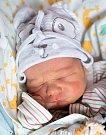 NIKOLAS MRKVIČKA se narodil Šárce Klímové a Michalu Mrkvičkovi 12. 12. ve 12.50 hodin. Vážil 3,3 kg a měřil 51 cm. Doma ve Vrch-labí čekají i sourozenci Natálka, Vojta, Jan, Kuba, Tadeáš, Kristýna.