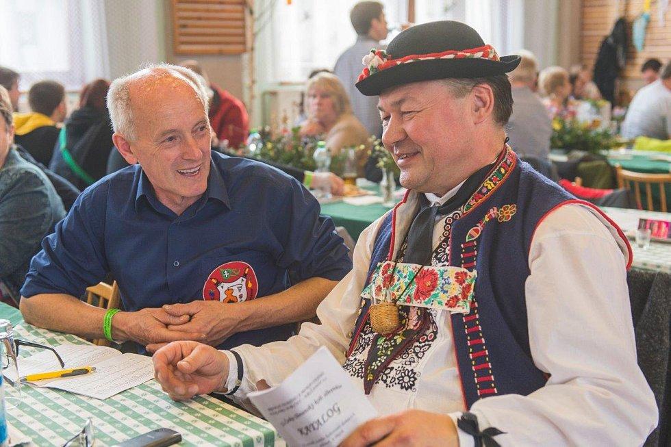 12. česko-slovenský košt slivovice v Havlovicích.