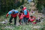 """""""Search and Rescue 2021 – Špindl Challenge"""" se konal o víkendu 9. a 10. října na svazích Svatého Petra, v Skiareálu Špindlerův mlýn v Krkonoších."""