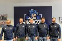 HC Stadion Vrchlabí představil pětičlenný realizační tým pro novou sezonu.